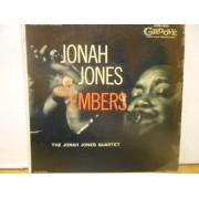 "JONAH JONES AT THE EMBERS - 2 X 7"" EP"