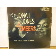 "JONAH JONES AT THE EMBERS - 2 X 7"" EP"