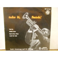 "TAKE IT SATCH ! - 7"" EP"