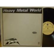 HEAVY METAL WORLD - LP POLAND