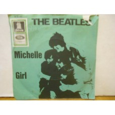 "MICHELLE / GIRL - 7"" GERMANY"
