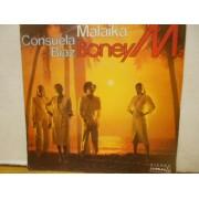 "MALAIKA / CONSUELA BIAZ - 7"" ITALY"