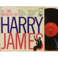 ALL TIME FAVORITES BY HARRY JAMES - LP USA