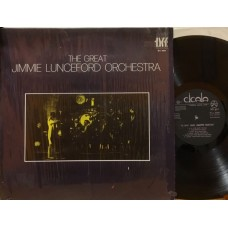 THE GREAT JIMMIE LUNCEFORD ORCHESTRA - LP ITALY