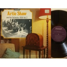 ARTIE SHAW AND HIS ORCHESTRA 1938 VOL.2 - LP UK