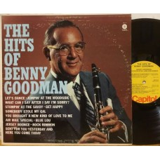 THE HITS OF BENNY GOODMAN - LP USA
