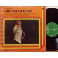 IL CABARET DI GABRIELLA FERRI - LP ITALY