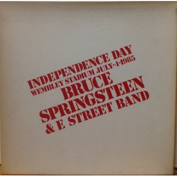 INDEPENDENCE DAY - BOX 4 LP
