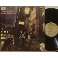 THE RISE AND FALL OF ZIGGY STARDUST AND THE SPIDERS FROM MARS - REISSUE ITALY