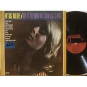 OTIS BLUE / OTIS REDDING SINGS SOUL - 1°st ITALY