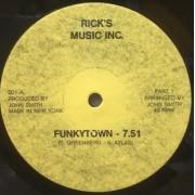 "FUNKYTOWN - 12"" USA"