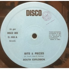 "BITS & PIECES - SOUTH EXPLOSION - 12"" ITALY"