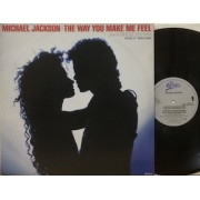 "THE WAY YOU MAKE ME FEEL - 12"" EU"