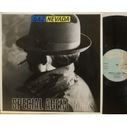 """SPECIAL AGENT MAN - 12"""" ITALY"""