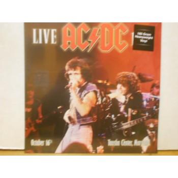 LIVE 1979 - TOWSON CENTER MARYLAND - 2 LP