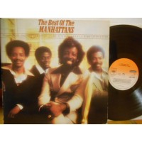 THE BEST OF THE MANHATTANS - LP NETHERLANDS