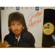 THE BEST OF GEORGE HARRISON - LP ITALY