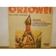 """ORZOWEI - 7"""" ITALY"""