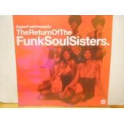 THE RETURN OF THE FUNK SOUL SISTERS - 2 LP
