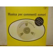 MUSICA PER COMMENTI SONORI - LP + CD