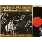 TOWN HALL CONCERT - REISSUE GERMANY