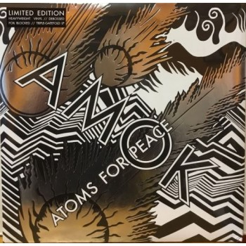 AMOK - 2 LP + CD