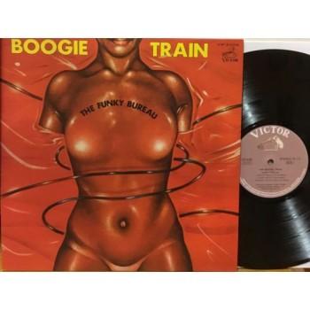 BOOGIE TRAIN - REISSUE UK