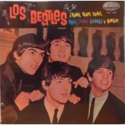 A HARD DAY'S NIGHT  - ! YEAH YEAH YEAH  - UNOFFICIAL LP