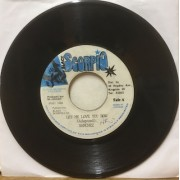 """LET ME LOVE YOU NOW - 7"""" JAMAICA"""