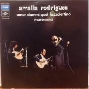 """AMOR DAMMI QUEL FAZZOLETTINO - 7"""" ITALY"""