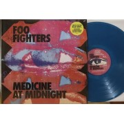 MEDICINE AT MIDNIGHT - BLUE VINYL