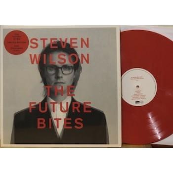 THE FUTURE BITES - RED VINYL