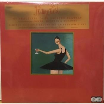 MY BEAUTIFUL DARK TWISTED FANTASY - 3 LP