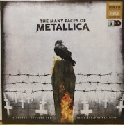THE MANY FACES OF METALLICA - A Journey through the inner world of Metallica - 2 BROWN VINYL