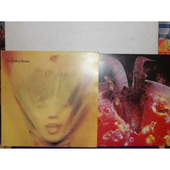 GOATS HEAD SOUP - REISSUE ITALY