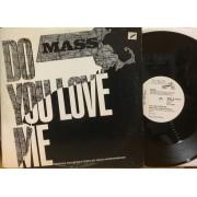 "DO YOU LOVE ME - 12"" USA"
