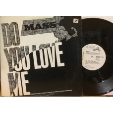 "DO YOU LOVE ME - 12"" USA"