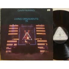 LIVING ORNAMENTS '79 - LP UK
