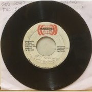 "GOD LOVES YOU - 7"" JAMAICA"