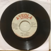 "WHAT A TRICK - 7"" JAMAICA"