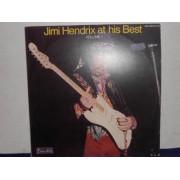 JIMI HENDRIX AT HIS BEST - VOLUME 1 - LP