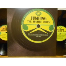 JUMPING THE SHUFFLE BLUES - 2 LP