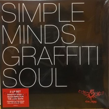 GRAFFITI SOUL + SEARCHING FOR THE LOST BOYS - 2 LP