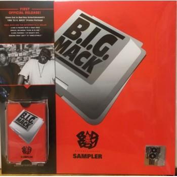 B.I.G. MACK - LP + CASSETTE