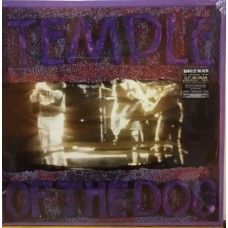 TEMPLE OF THE DOG - LP + LP SINGLE SIDED ETCHED