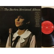 THE BARBRA STREISAND ALBUM - 1°st CANADA