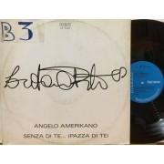 """ANGELO AMERIKANO - 12"""" ITALY"""