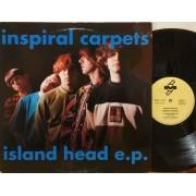 "ISLAND HEAD E.P. - 12"" EP ITALY"