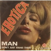 """EROTICA - 7"""" FRANCIA"""