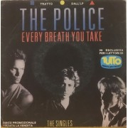 "EVERY BREATH YOU TAKE (THE SINGLES) - 7"" ITALY"